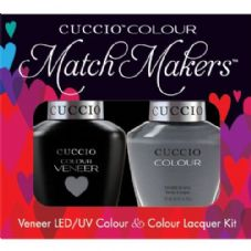 Cuccio Veneer UV LED Gel Soaked in Seattle 13ml